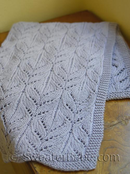 #259 Wild Iris Blanket