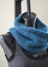 luna cowl pdf knitting pattern