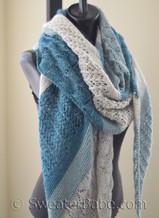 santorini shawl pdf knitting pattern