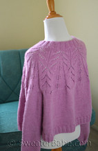 azalea cardigan pdf knitting pattern