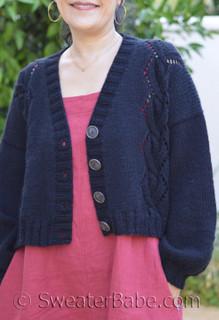 stella seamless cardigan pdf knitting pattern