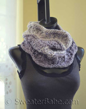 eliza cowl pdf knitting pattern