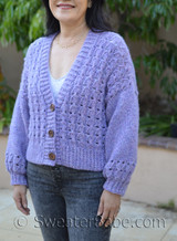 celeste cardigan pdf knitting pattern