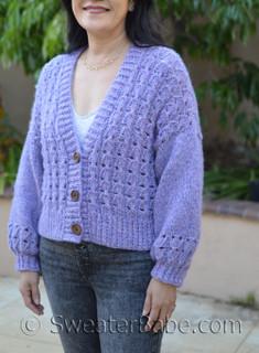 celeste cardigan pdf knitting pattern