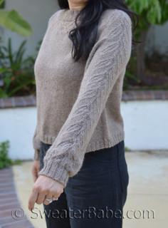 aubrey sweater pdf knitting pattern