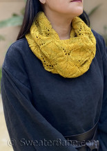 camille eternity scarf pdf knitting pattern