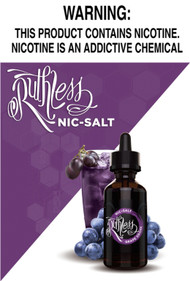 Ruthless-Grape Drank 30mL