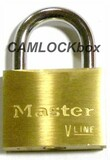 Master Lock Padlock (B)