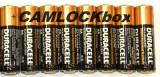 Duracell Alkaline AA Batteries 8 Pack (B)