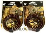 Master Lock Camo Python Cable - 2 Keyed Alike (8418KADCAMO)
