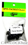 Opti Tackle Large Release Clip 2/PK (498)