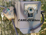 Moultrie M80-BLX Security Box