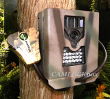 Bushnell Ninja Cam 119734C Security Box