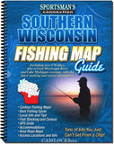 Sportsman's Connection Fishing Map Guide (Southern Wisconsin)