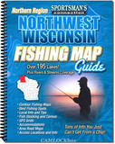 Sportsman's Connection Fishing Map Guide (Northern Region/Northwest Wisconsin)