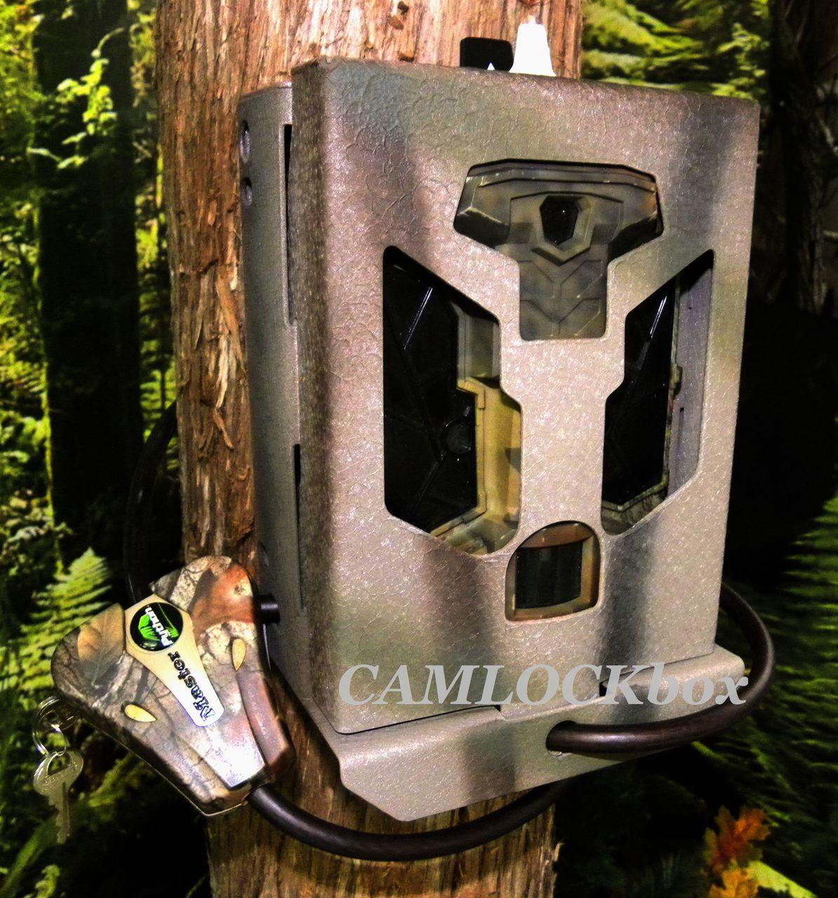 Spypoint Link 4gv Security Box Camlockbox