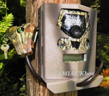 Wildgame Innovations Vision 8 Lightsout (V8B20) Security Box