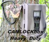 Bushnell Trophy Cam HD Vital 119726C Heavy Duty Security Box