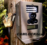 Wildgame Innovations Blade X8 Lightsout (t8b20Sg) Security Box