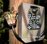 Moultrie Flash Extender Low Glow 850 Security Box