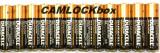 Duracell Alkaline AA Batteries 12 Pack (B)