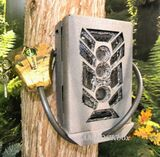 Wildgame Innovations Silent Crush 24 (SC24B20-8) Security Box
