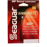 Seaguar Abrazx 100% Fluorocarbon Ice Line - Clear (4 lb, 200 yd)