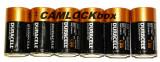 Duracell Alkaline C Batteries 6 Pack (B)
