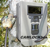 Bushnell Trophy Cam 119577C Black LED Security Box