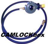 NU-WAY Low Pressure Regulator Kit