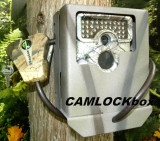 Moultrie M-1100i Digital Game Camera Security Box