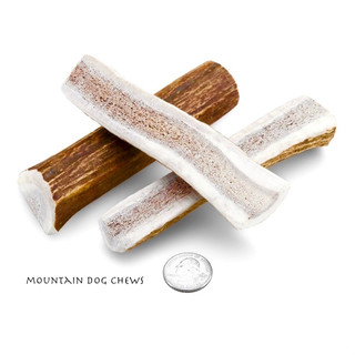 Petite-Split Elk Chews for that Little One who deserves the best!