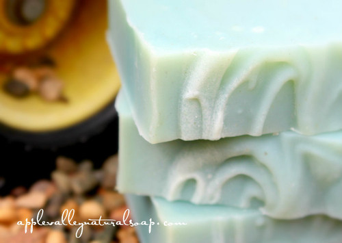 Lil Man Shampoo and Body Bar by Apple Valley Natural Soap