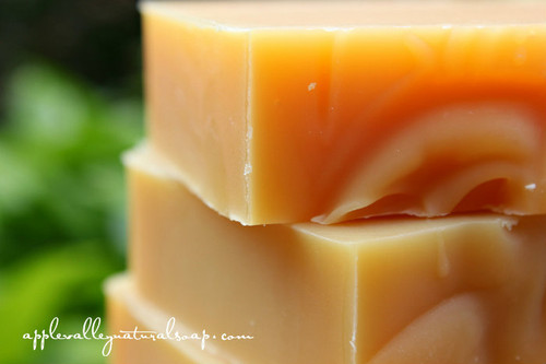 MAN shampoo and body bar by Apple Valley Natural Soap