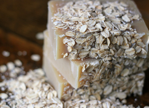 Oatmeal Lavender Body Bar by Apple Valley Natural Soap