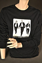L/S T-Shirt - Black
