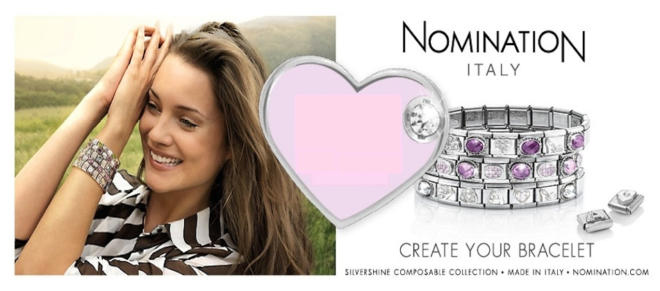 Nomination Bracelets and Charms