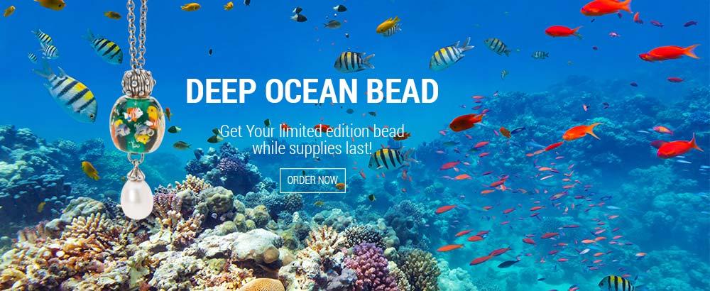 Trollbeads Deep Ocean Bead