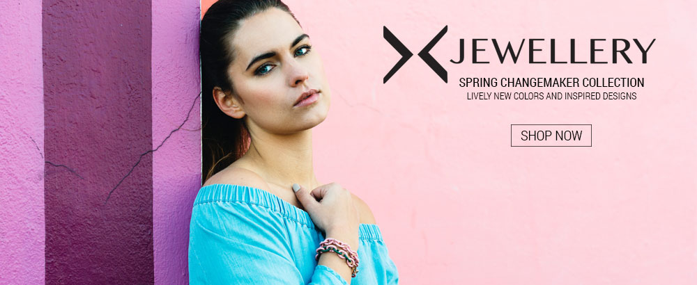 X Jewellery Spring 2018 Collection