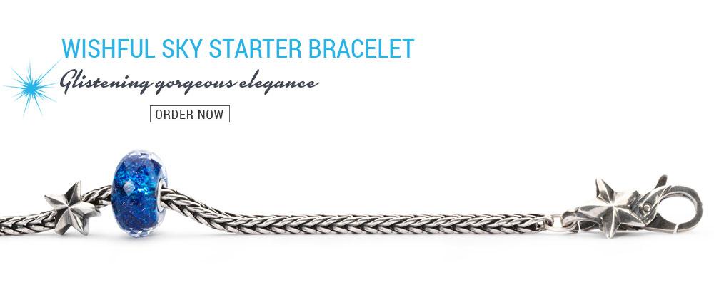 Trollbeads Wishful Sky Bracelet