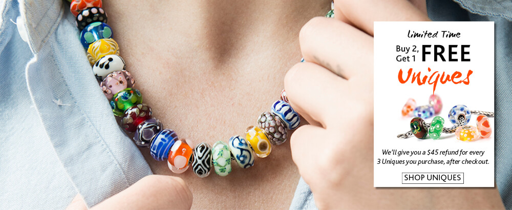 Trollbeads Uniques Sale