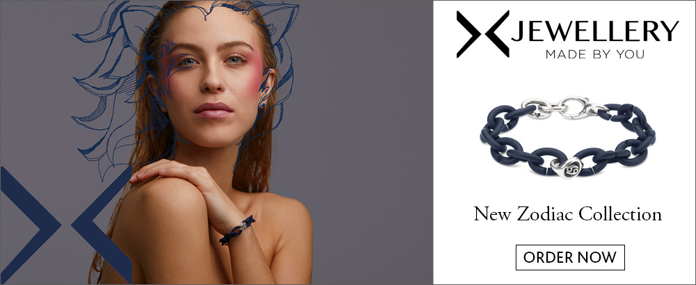 X Jewellery Zodiac Collection