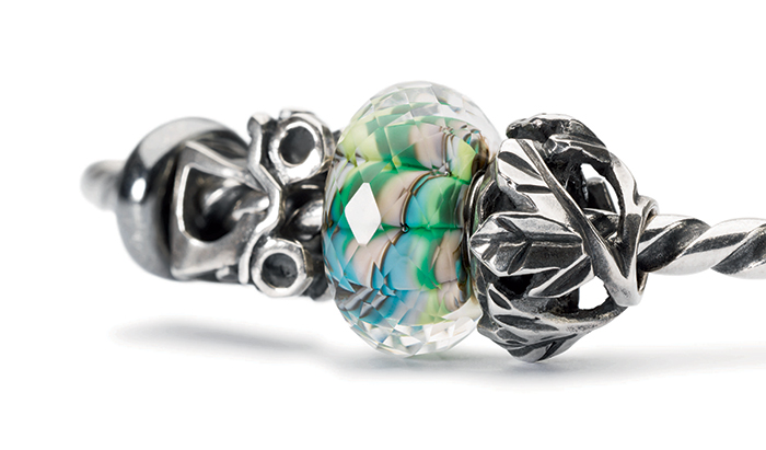 Trollbeads Silver Charms $45
