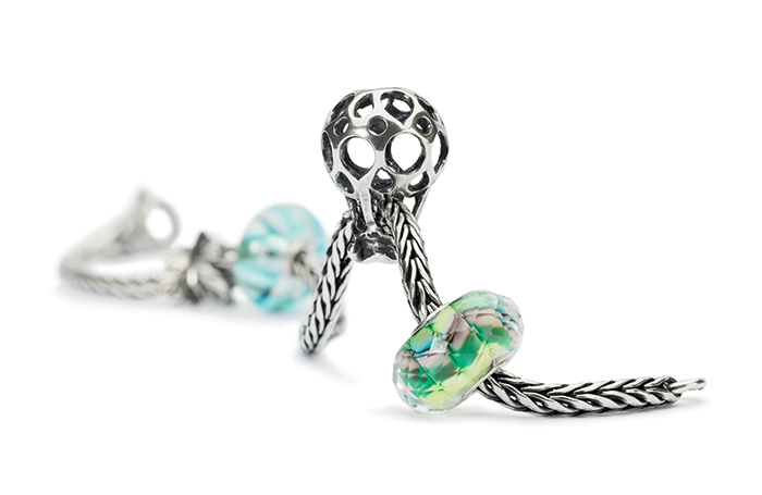 Trollbeads Silver Charms