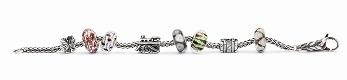Trollbeads Silver Charms $25