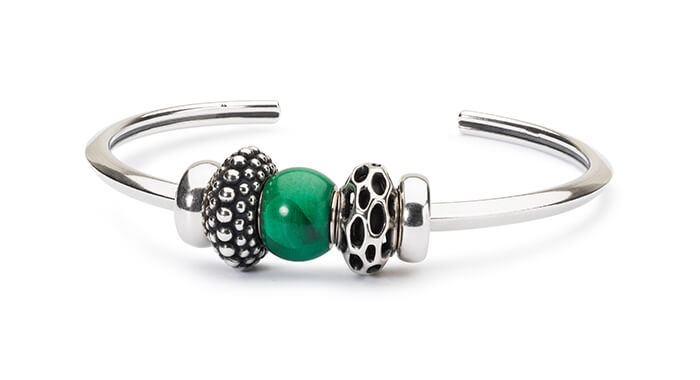 Trollbeads Bangles with Stones