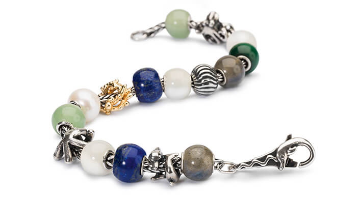 Trollbeads Gold Charms