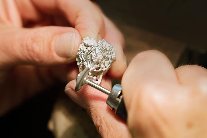 Trollbeads Silver Pendant Polishing
