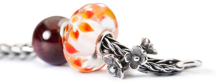 Trollbeads Bracelet with Round Amethyst