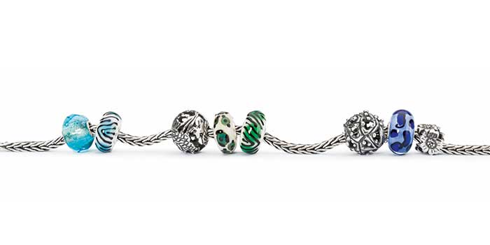 Trollbeads Silver Chains